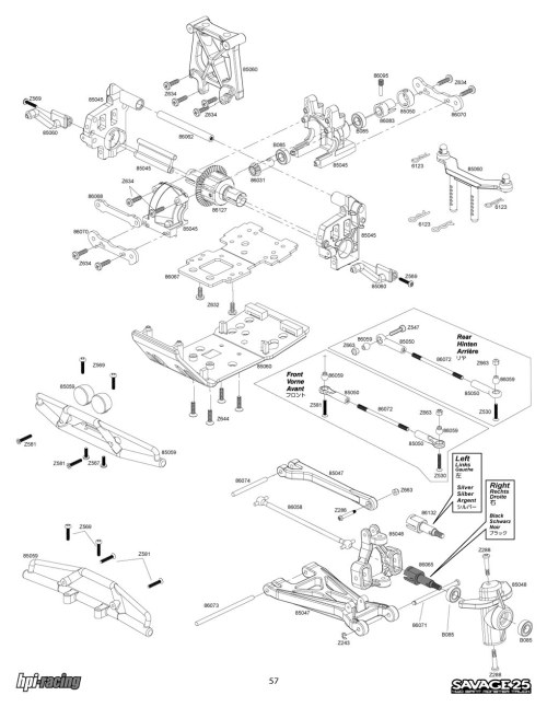 small resolution of hpi savage diagram wiring diagram yer hpi savage flux parts diagram hpi savage parts diagram source hpi 4 6