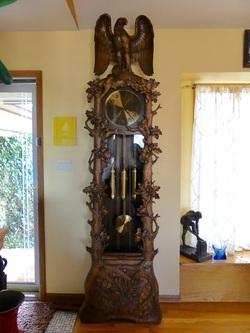 Robin Nance Antique Clocks For Sale  Robin Nance Clock Repair  Sales