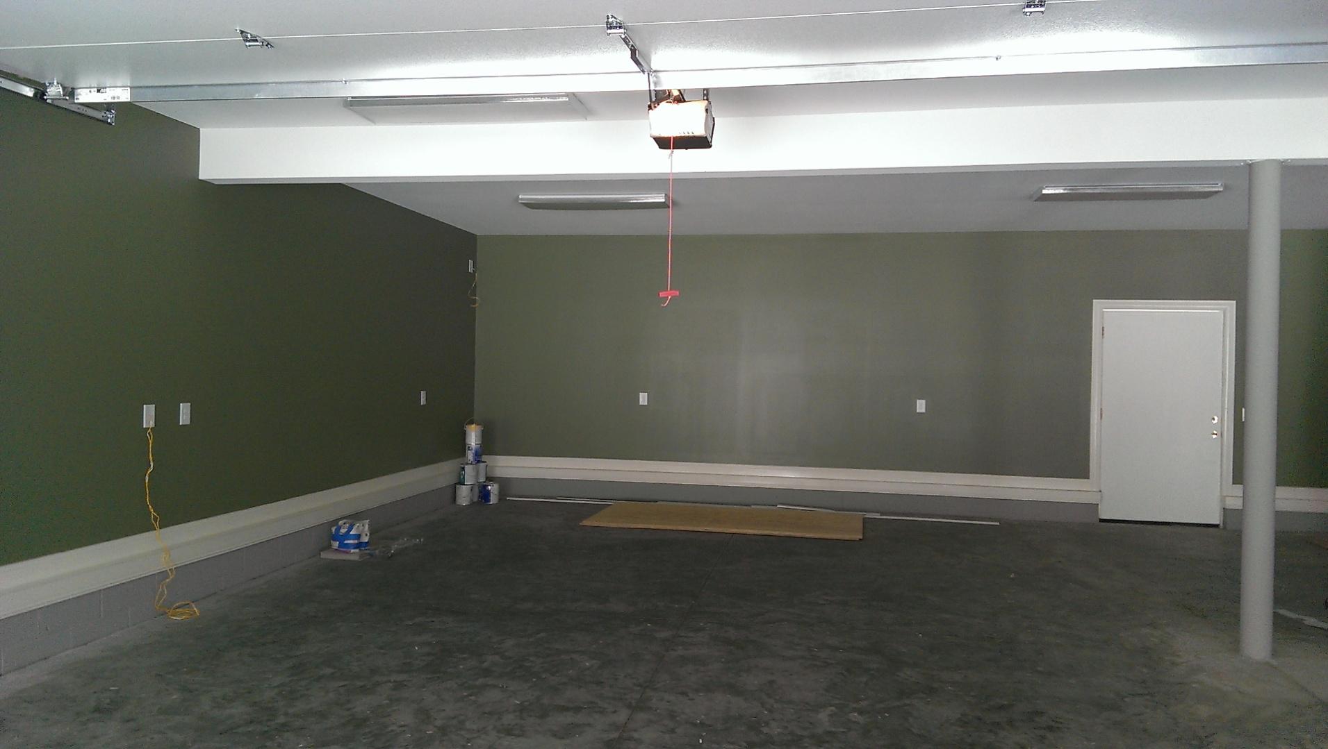 Joe M Staub Building Group New Garage And Bonus Room