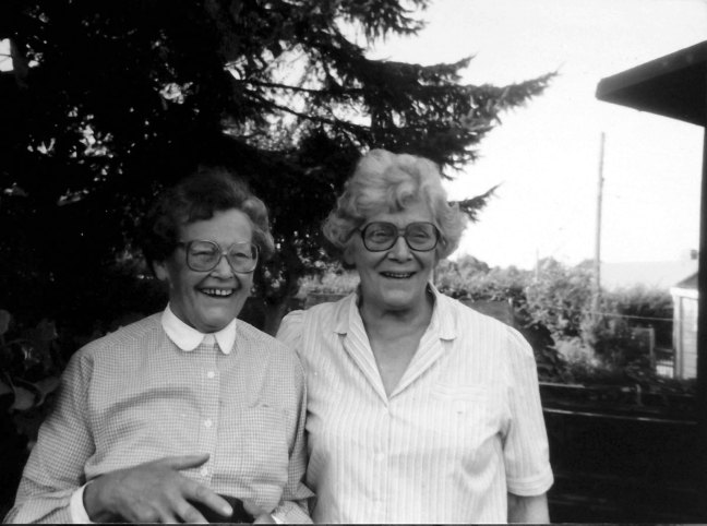 Katherine Lambert and Margaret Anderson (personal collection of Nicky Leap and billie Hunter)