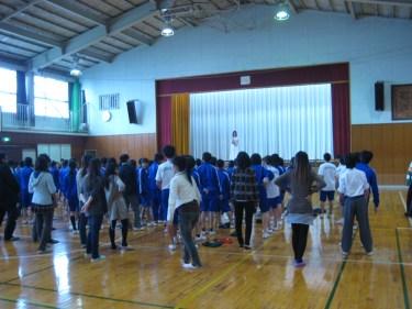 会報 奉仕活動特別号「外国人留学生スピーチ大会」 2011年11月8日