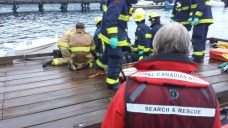 Halfmoon Bay VFD RCMSAR 12 joint training Ex