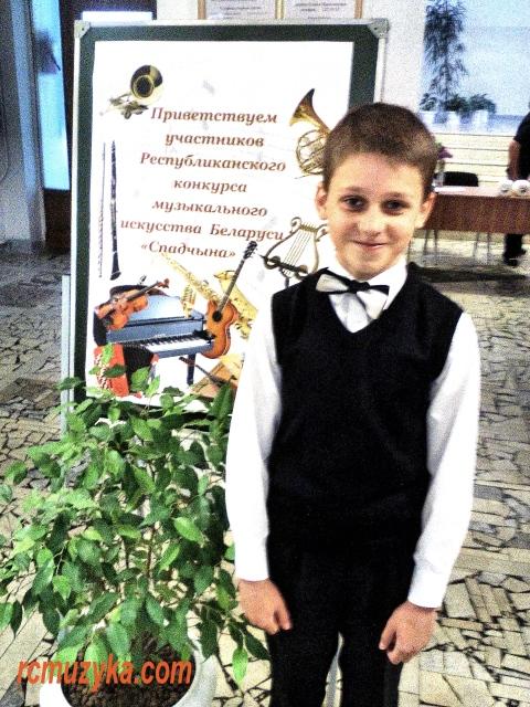Поздравляем нового Лауреата — Степана Новика