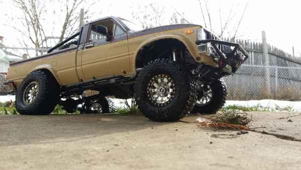 Casey Bell's Trailfinder 2