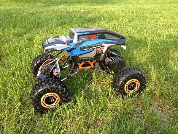 Learning to Crawl – Reviewing Redcat Racing's RS10 Rockslide