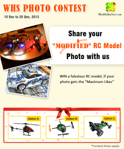 WhichHobbyStore.com's Photo Contest