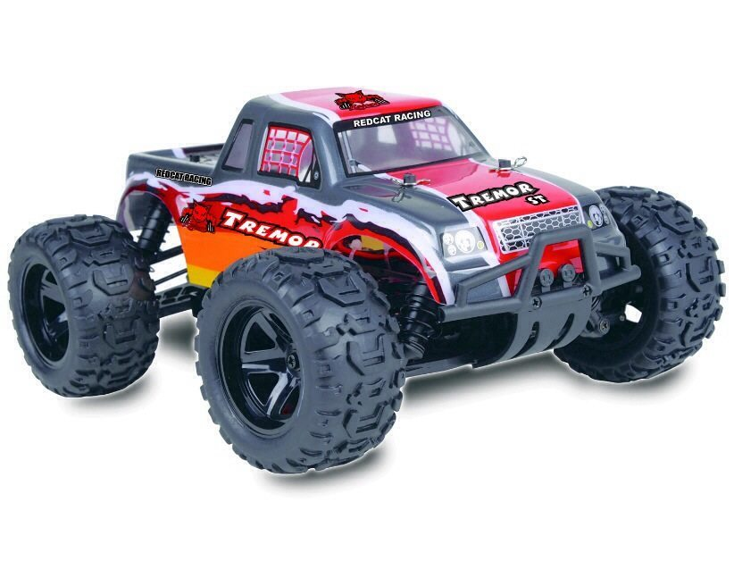 "Redcat Racing's Series of ""Tremors"""