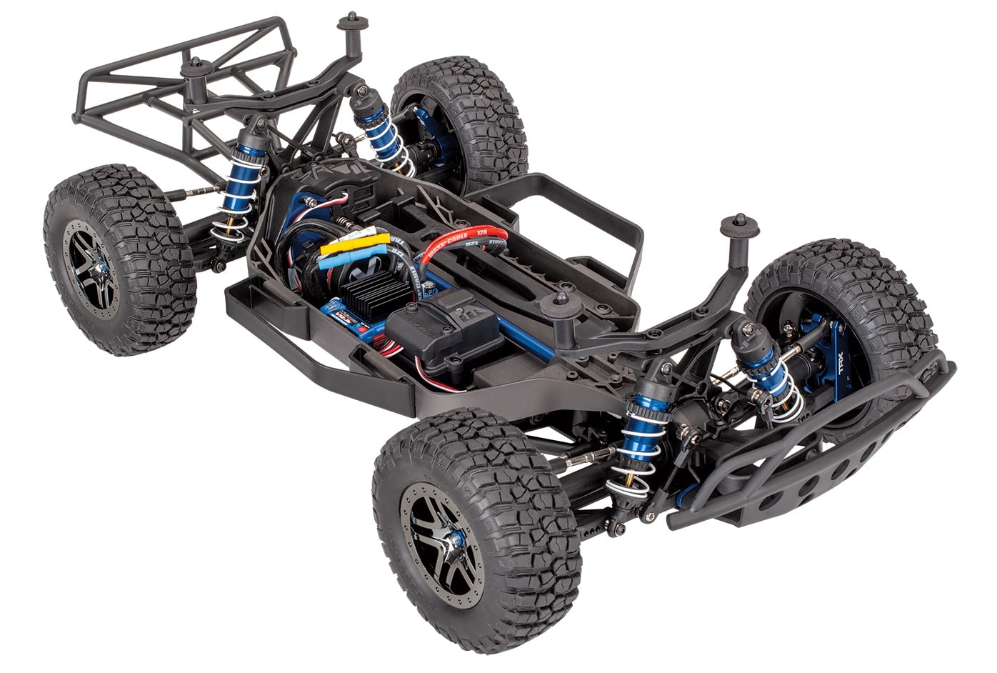 2018 Traxxas Slash Ultimate - Chassis