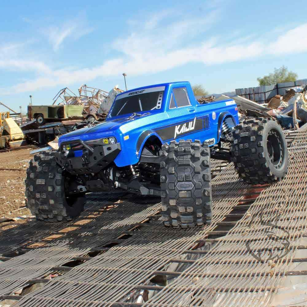 See it in Action: Redcat Racing's Kaiju 1/8-scale Monster Truck