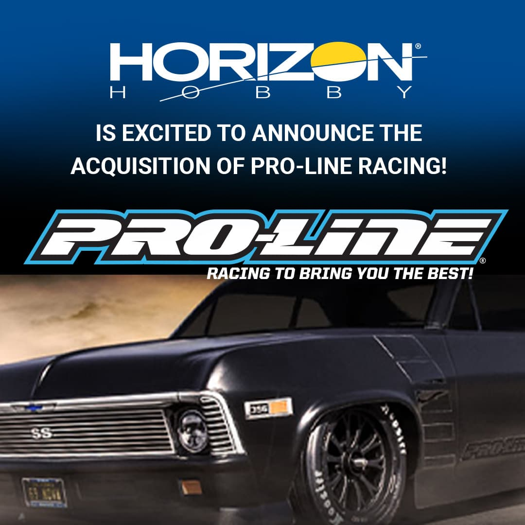 An Unexpected Move: Horizon Hobby Has Acquired Pro-Line Racing