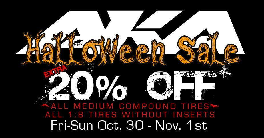 20% Off Plus Sale-priced Markdowns During AKA's Halloween Sale
