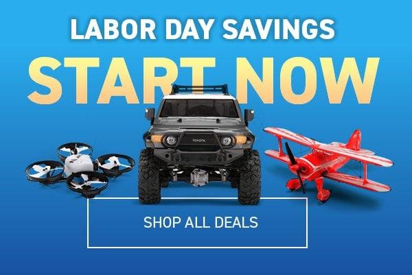 AMain Hobbies Labor Day Sale