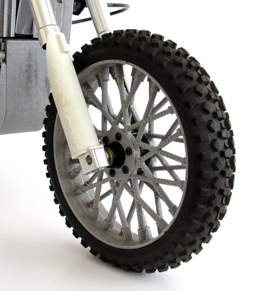 The Ar 3d 1 4 Scale R C Dirt Bike Model Details And Pricing