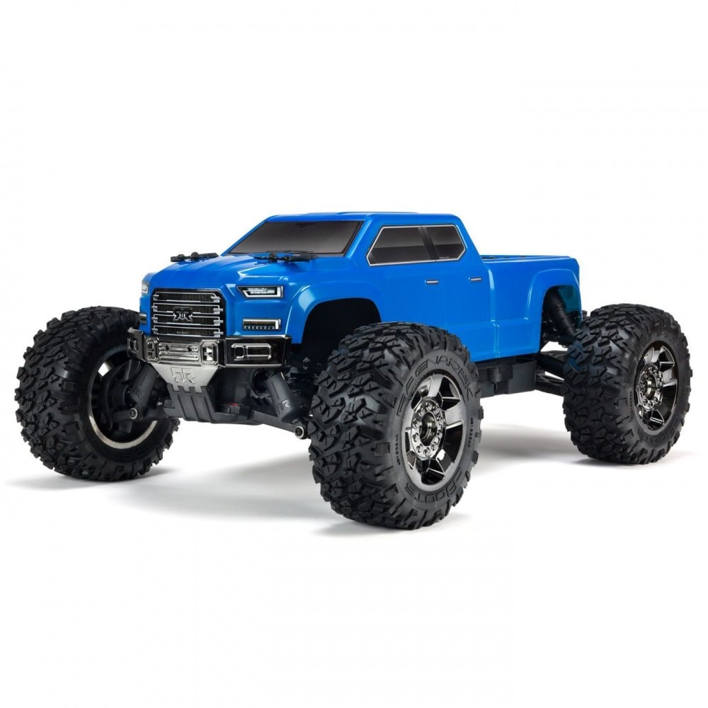 ARRMA Big Rock Crew Cab 4×4