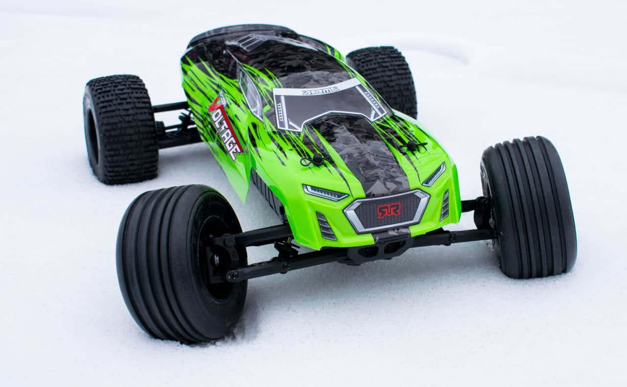 First Impressions: ARRMA Fazon Voltage