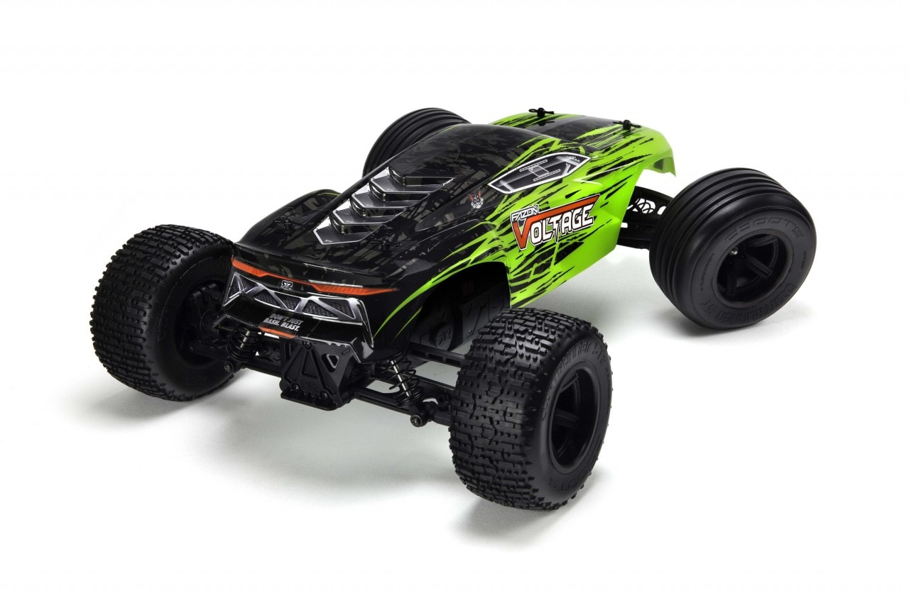 ARRMA Fazon Voltage Mega SRS - Rear