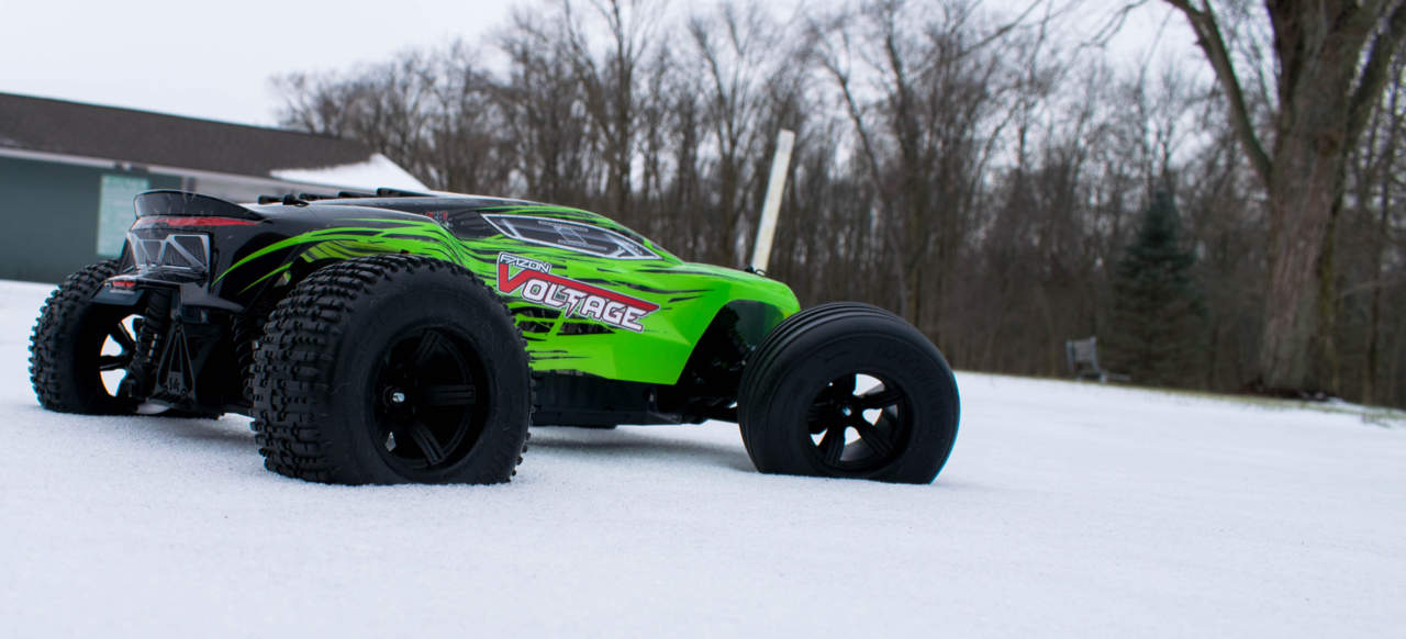 ARRMA Fazon Voltage - Outdoors