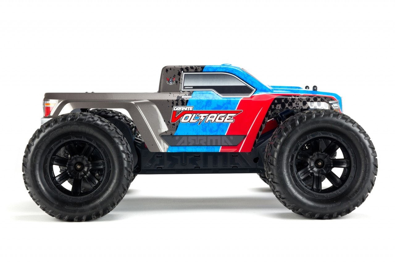ARRMA Granite Voltage - Side