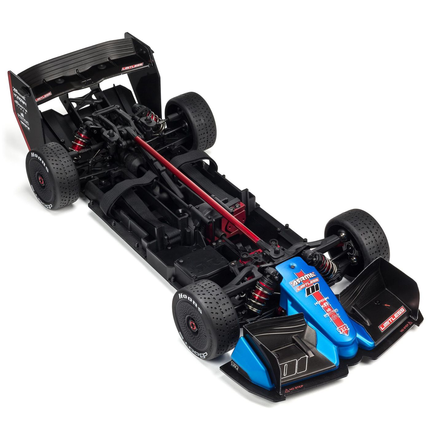 ARRMA Limitless Street Bash Roller - Chassis