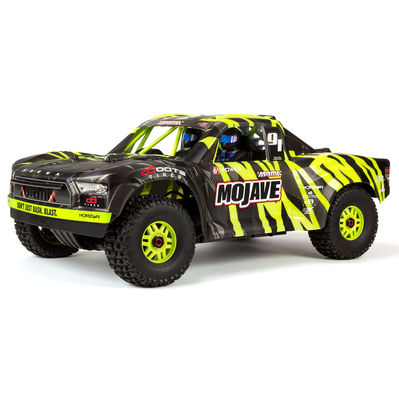 Rip n' Roll with ARRMA's Mojave 6S BLX Desert Truck