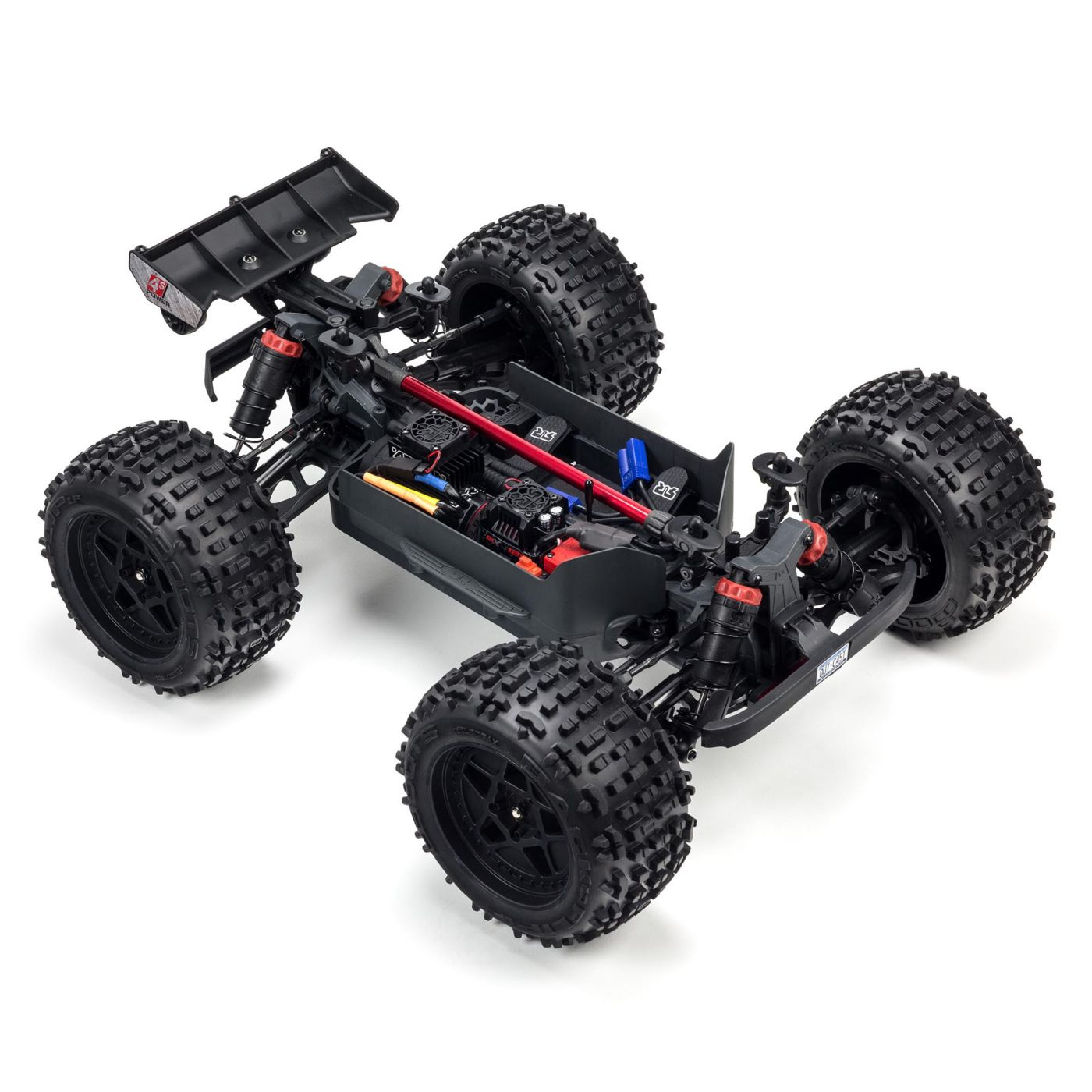 ARRMA Outcast 4S BLX - Chassis