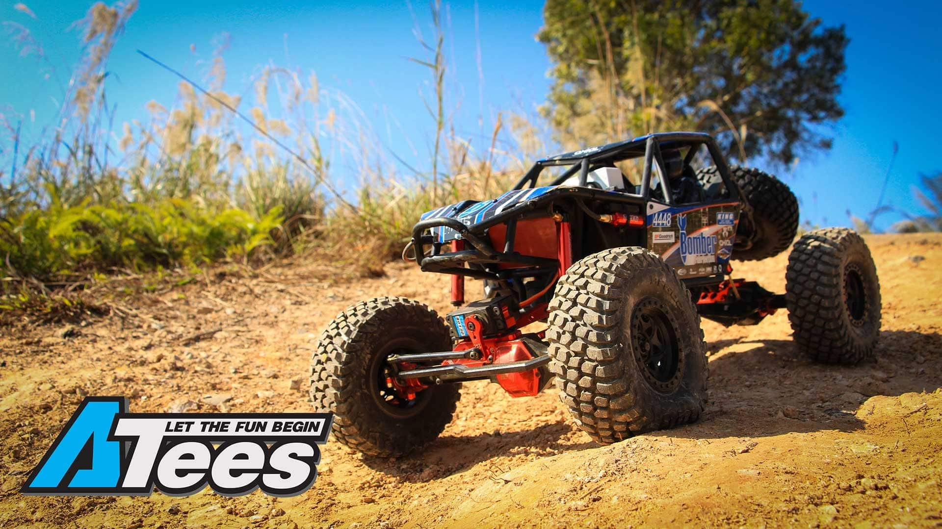 ATees.com Outfits the Axial RR10 Bomber with an Array of Upgrades