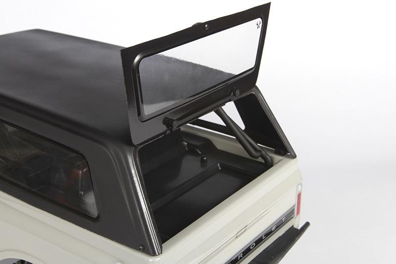 Axial 1969 Chevrolet K5 Blazer Hardtop Body Accessory - Rear 3