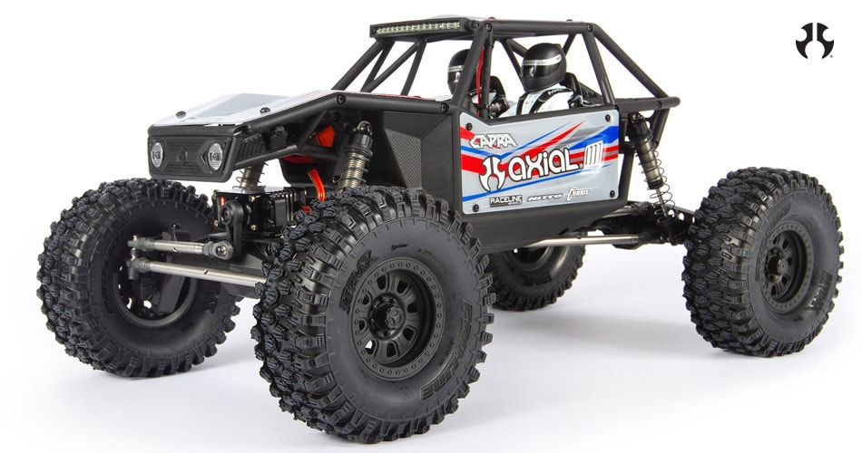 Axial Capra 1.9″ Unlimited Trail Buggy Kit