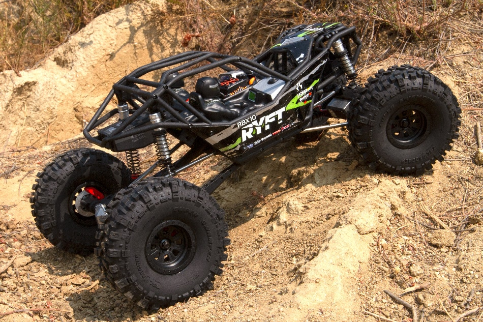 See it in Action: Axial RBX10 Ryft
