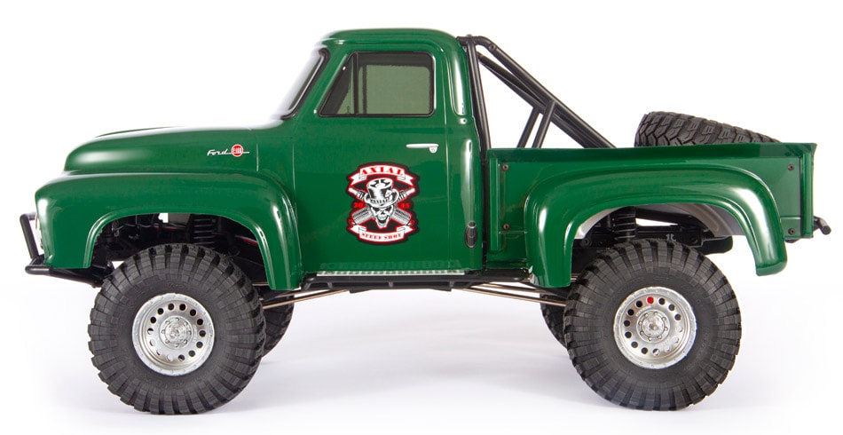 Axial SCX10 II 1955 Ford F-100 - Side