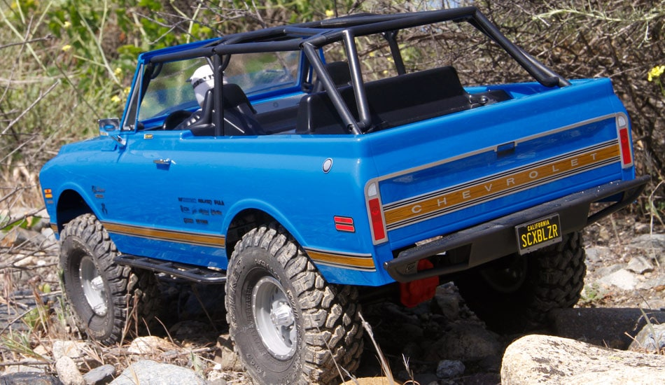 Price Drop: Axial's SCX10 II 1969 Chevy Blazer Now $349.99