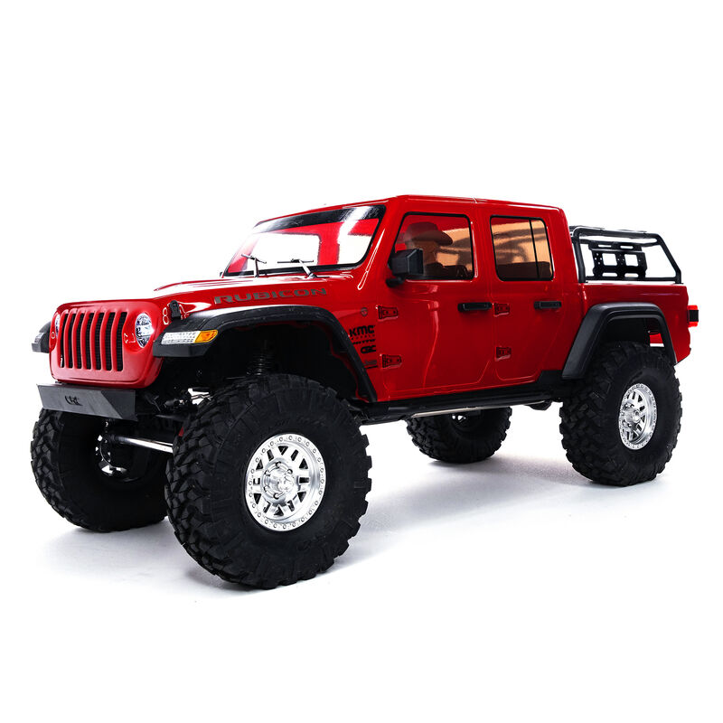 Take on the Outdoors with Axial's SCX10 III Jeep JT Gladiator RTR