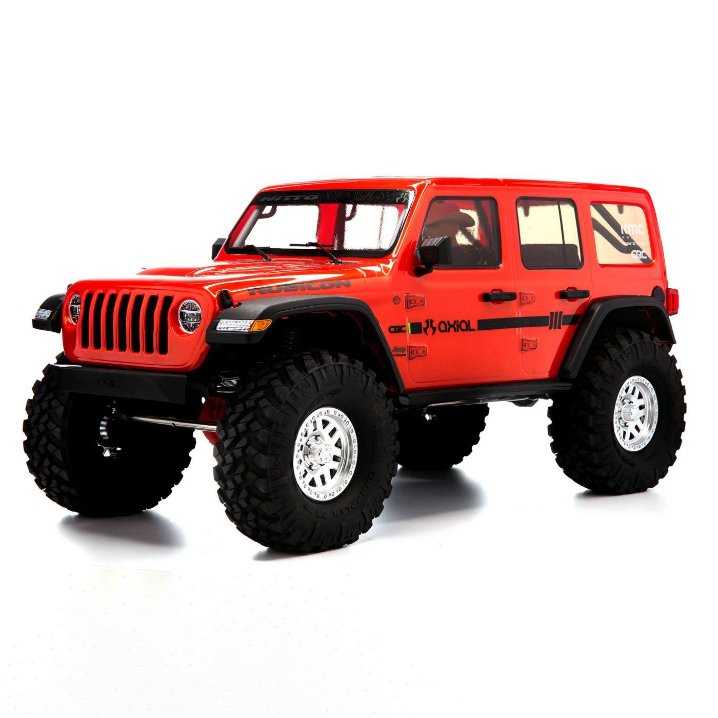 Axial SCX10 III Jeep Wrangler JLU RTR
