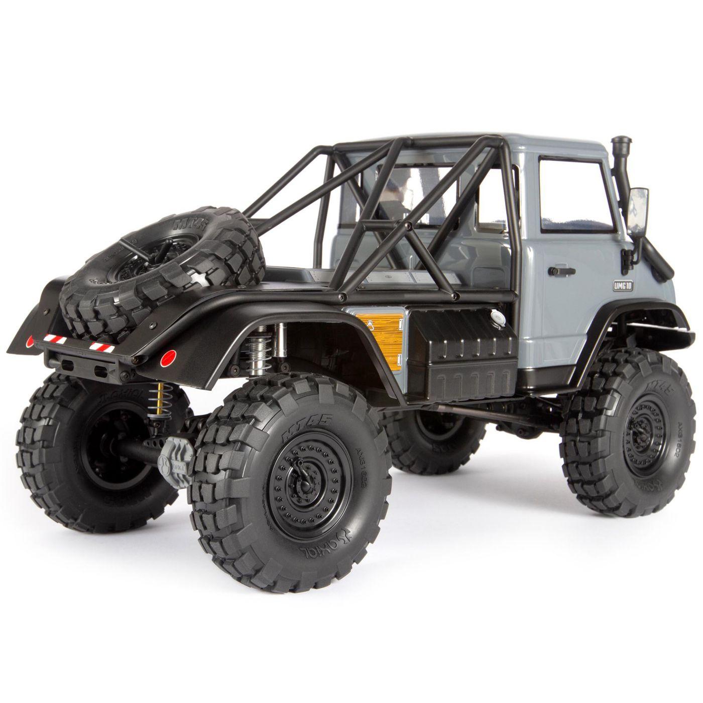 Axial SCX10 UMG10 - Rear