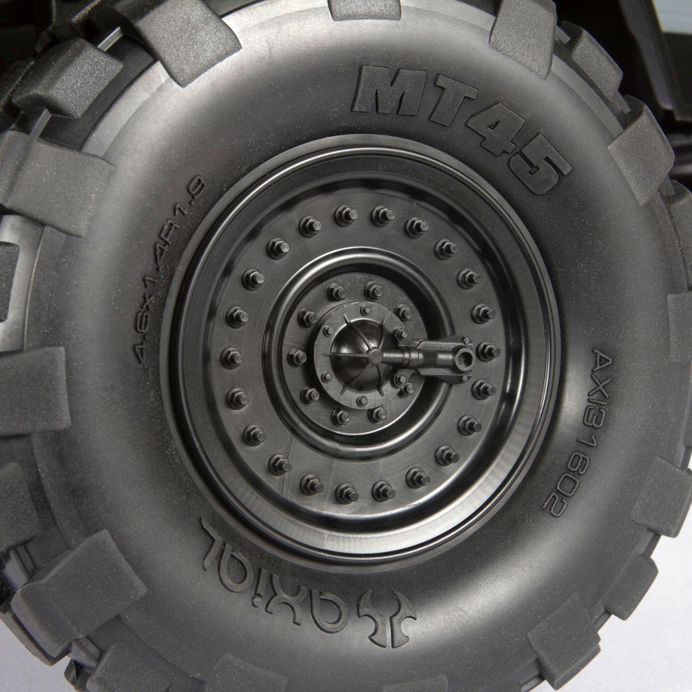 Axial SCX10 UMG10 - Wheels