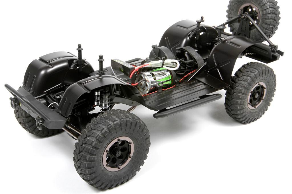 Axial SCX10 Wheel Wells 2