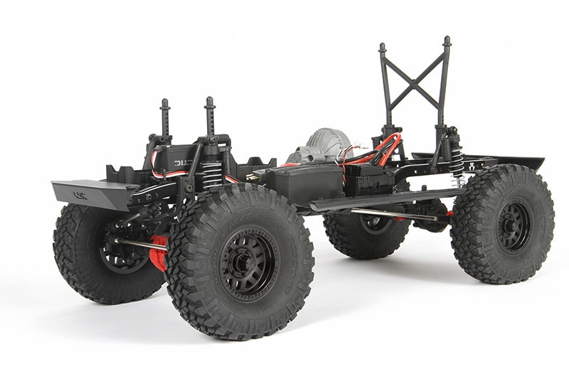 Axial SCX10II 2017 Jeep Wrangler Unlimited CRC - Chassis