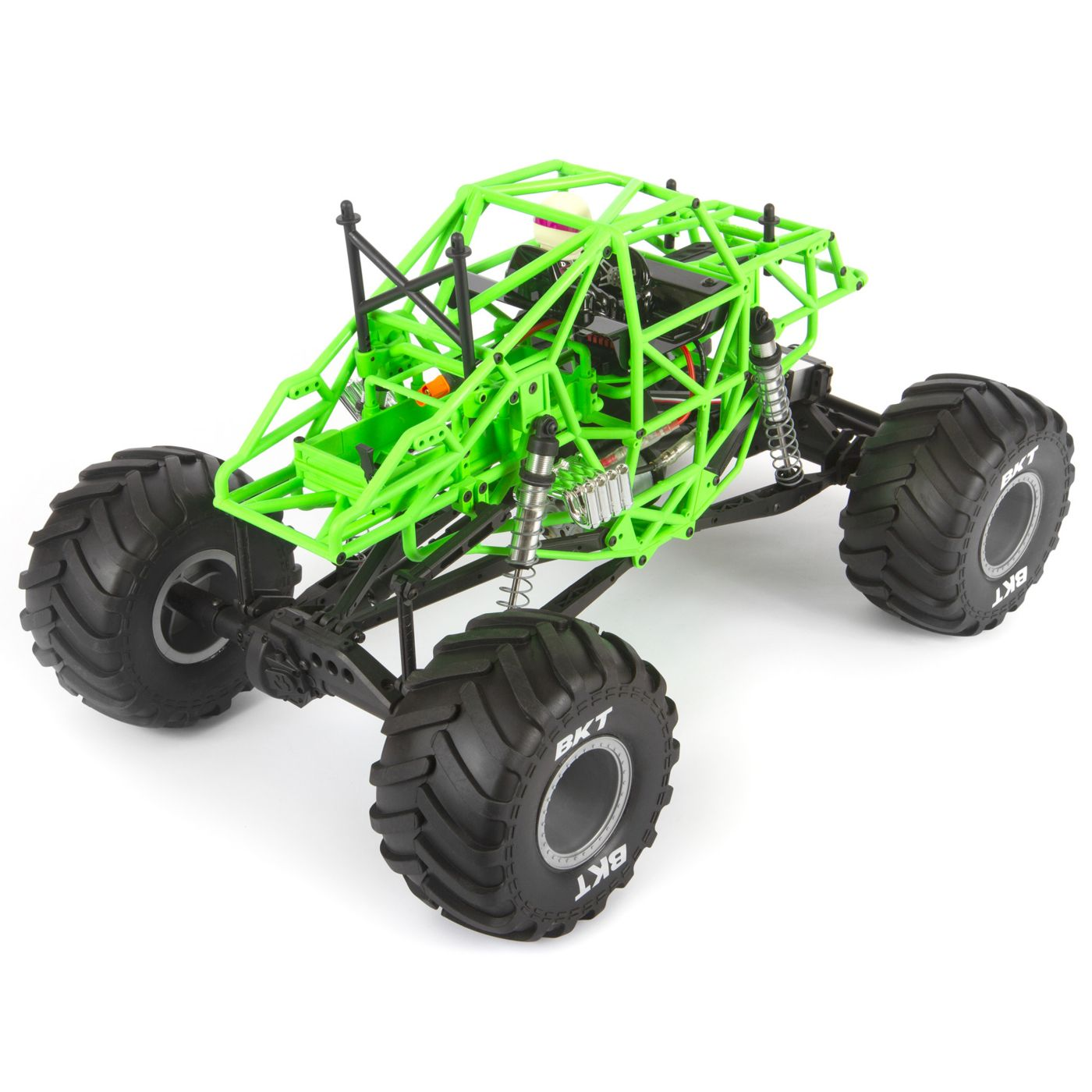 Axial SMT10 Grave Digger RTR Monster Truck - Chassis