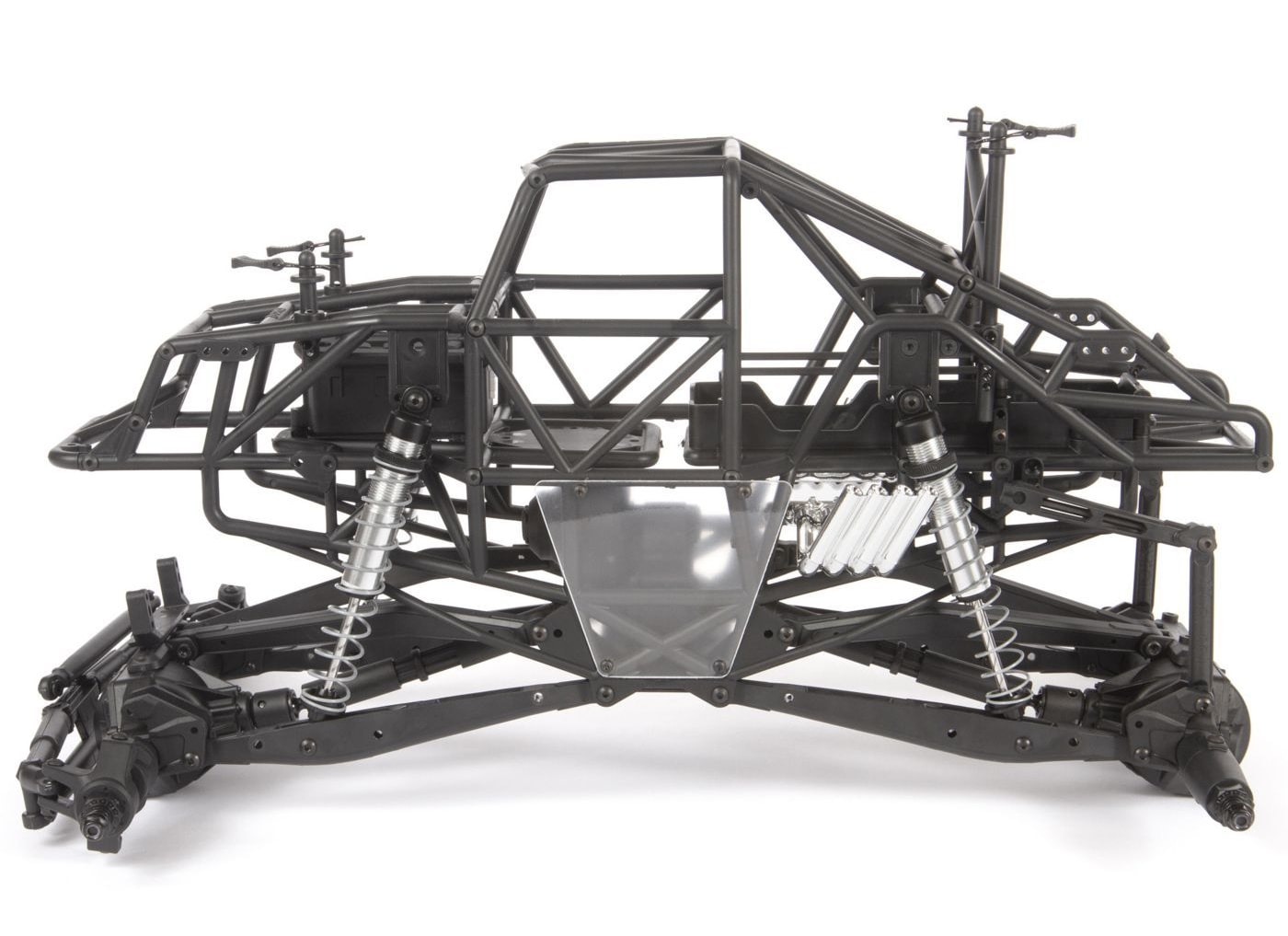 Build Your Own Monster with Axial's SMT10 Raw Builders Kit