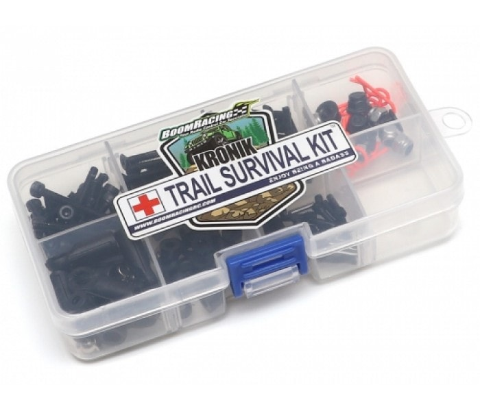 Boom Racing's KRONIK Trail Survival Kit