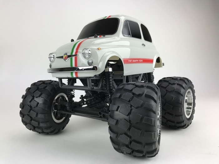 CEN Racing Fiat Abarth 595 1/12-scale R/C Monster Truck