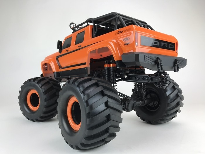 CEN Racing Ford B50 Solid-axle Monster Truck - Rear