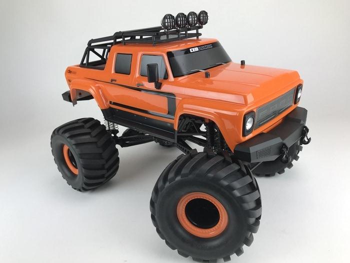 Orange Crushed: CEN Racing's Ford B50 Monster Truck