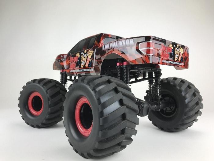 CEN Racing HL-150 Monster Truck - Rear