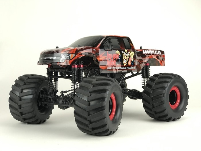 CEN Racing's hy-per lube HL150 1/10-scale Monster Truck