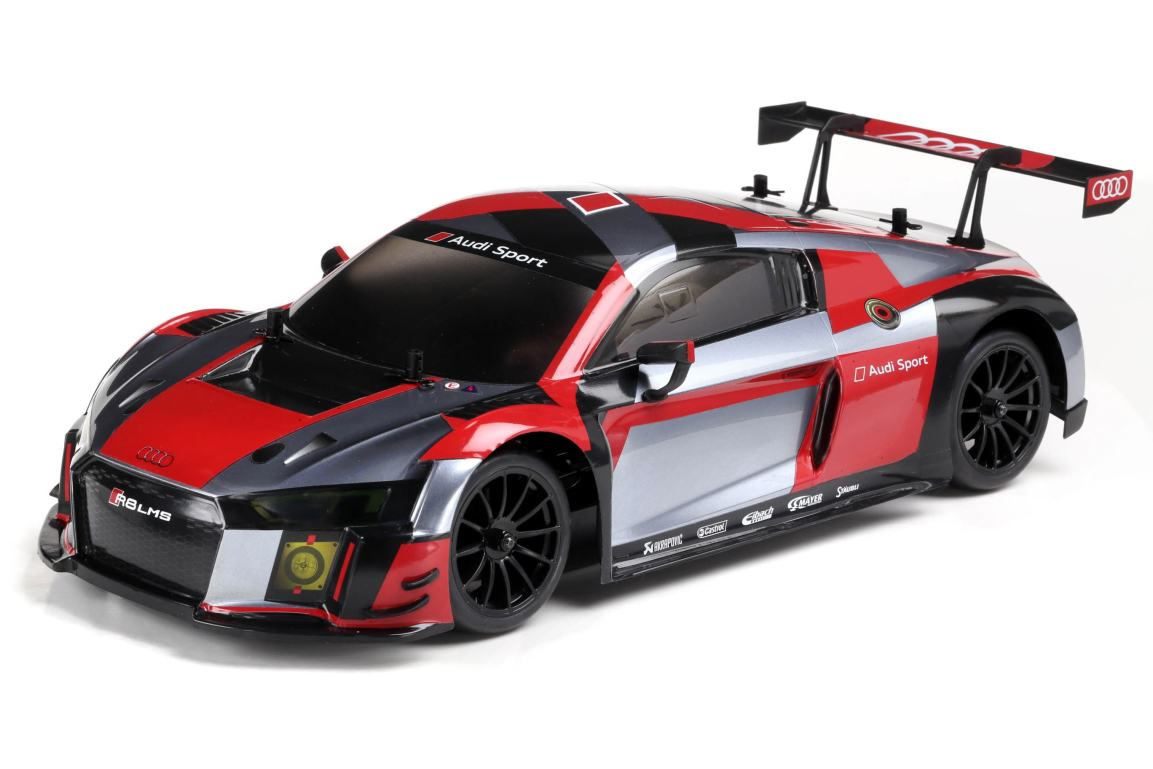 Carisma Audi R8 190mm Body Kit for R/C Touring and Drift Cars