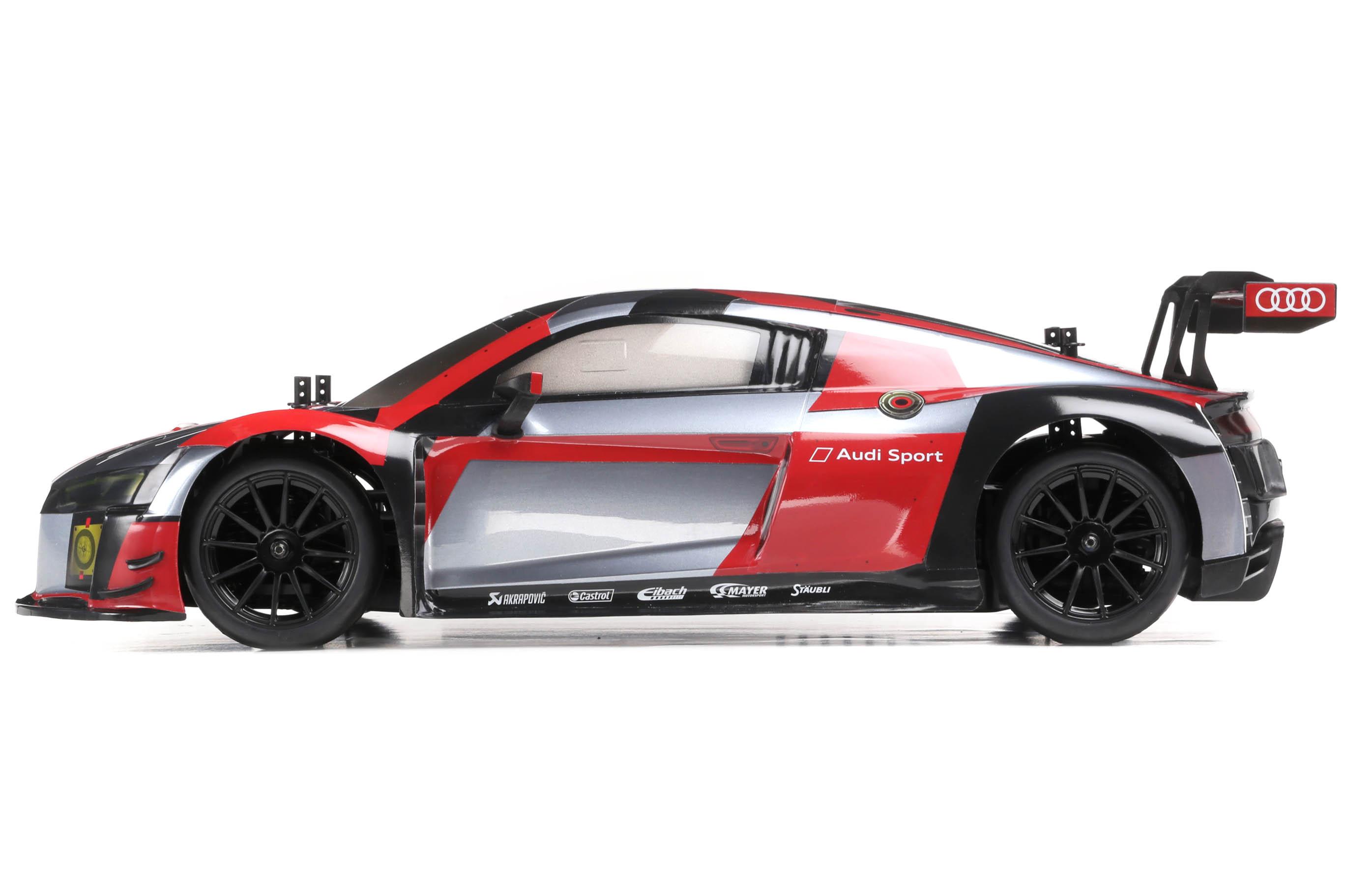 Carisma Audi R8 RTR - Side