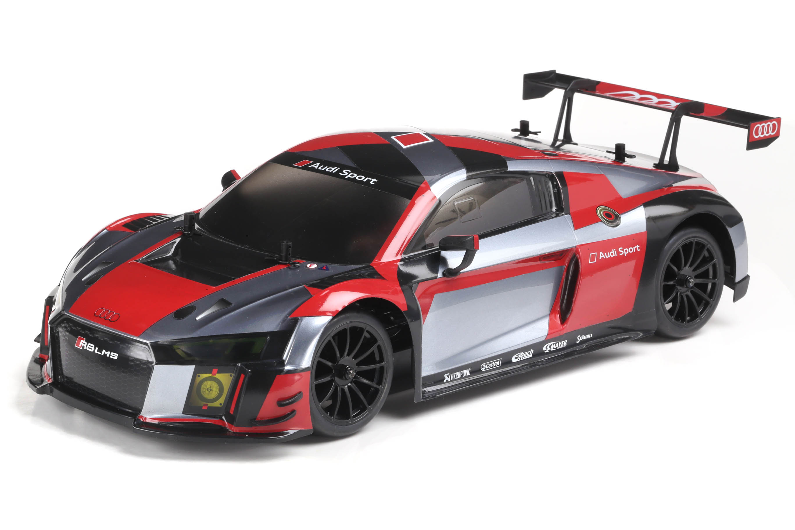 Take the Lead with Carisma's Audi R8 LMS RTR