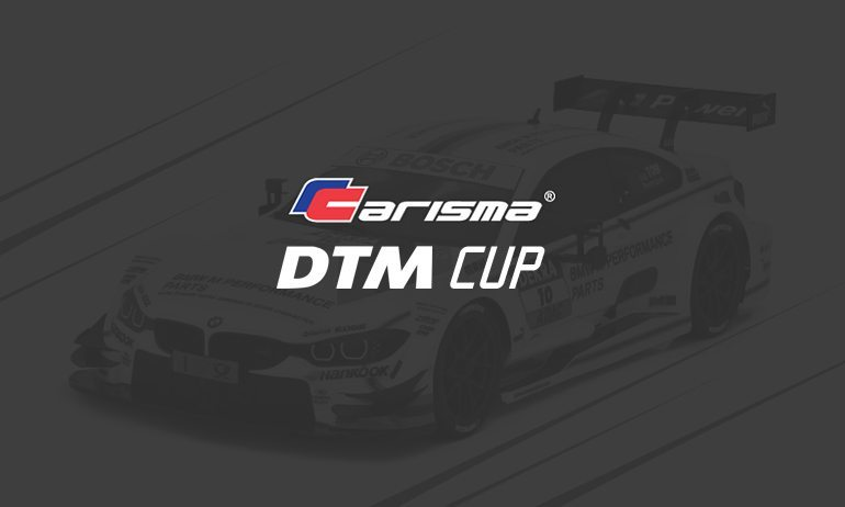 Watch Racing Action from the Opening Round of the 2017 Carisma DTM Cup