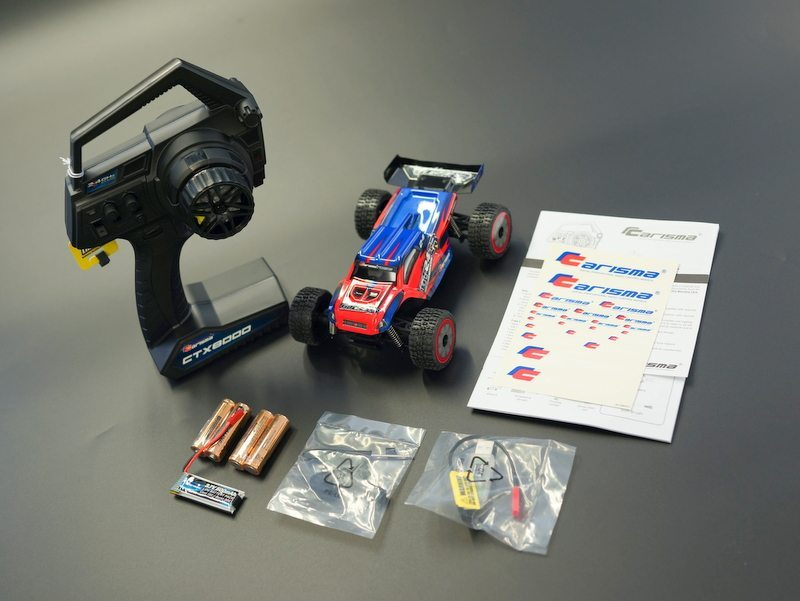 Two New Micro R/C Machines from Carisma